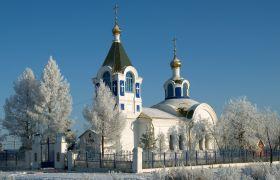 Михаило-Архангельский храм села Карпово, 1891 г.
